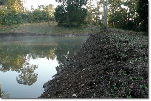 Bal k g leti yap m permak lt r platformu for Design of farm pond pdf