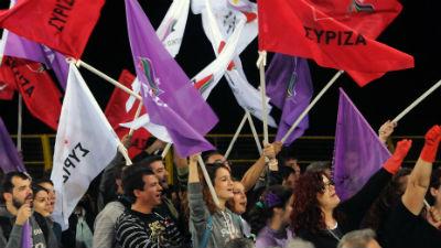 Syriza Ne Yapacak?